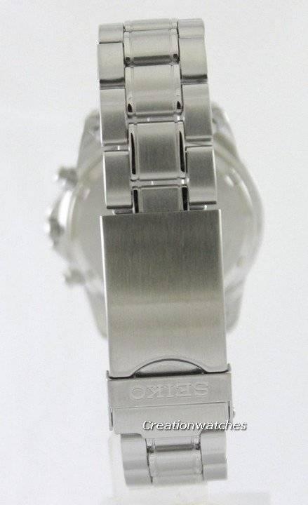 Seiko Chronograph SND363P1 SND363P SND363 Men's Watch - Click Image to Close