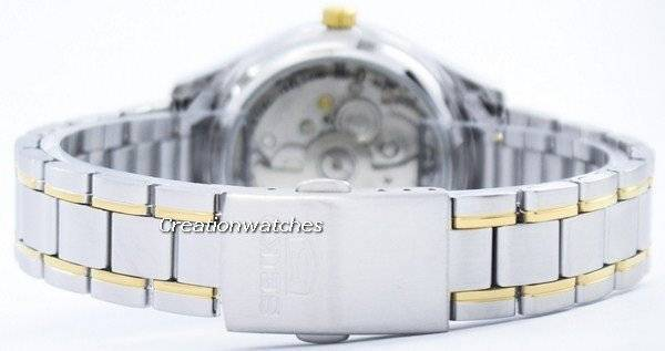 Seiko 5 Automatic 21 Jewels SNK880 SNK880K1 SNK880K Women's Watch - Click Image to Close