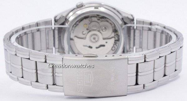 Seiko 5 Automatic 21 Jewels Japan Made SNKE97 SNKE97J1 SNKE97J Men's Watch - Click Image to Close