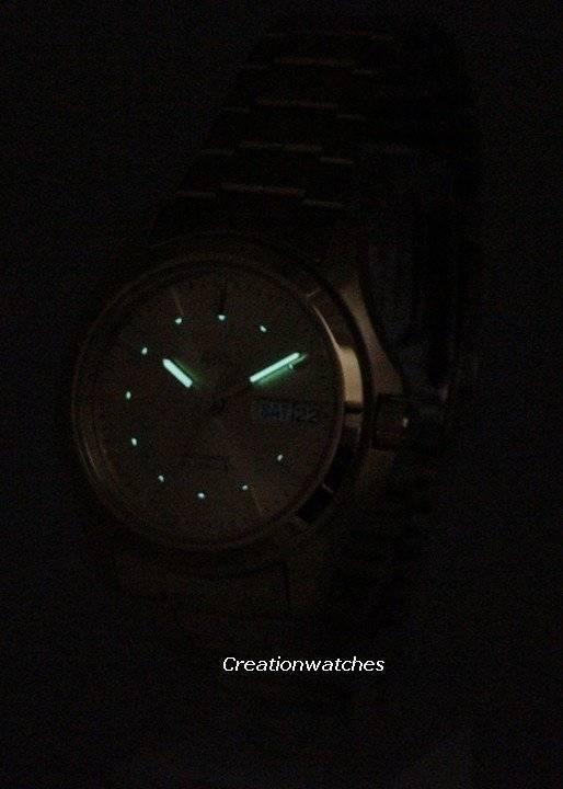 Seiko 5 Automatic 21 Jewels SNKK98 SNKK98K1 SNKK98K Men's Watch - Click Image to Close