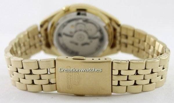 Seiko 5 Automatic 21 Jewels SNKL28K1 SNKL28K SNKL28 - Click Image to Close