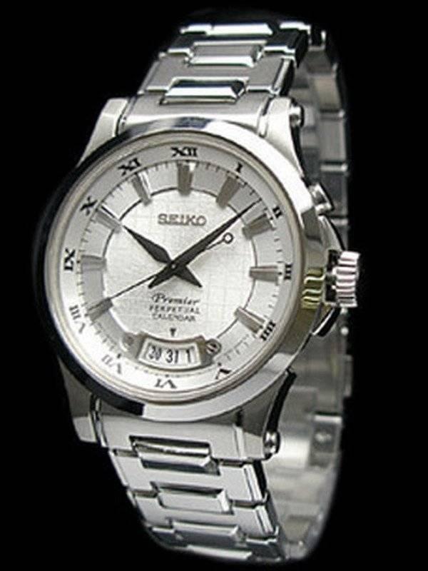 Seiko Premier Perpetual Calendar SNQ001P1 SNQ001P SNQ001 - Click Image to Close