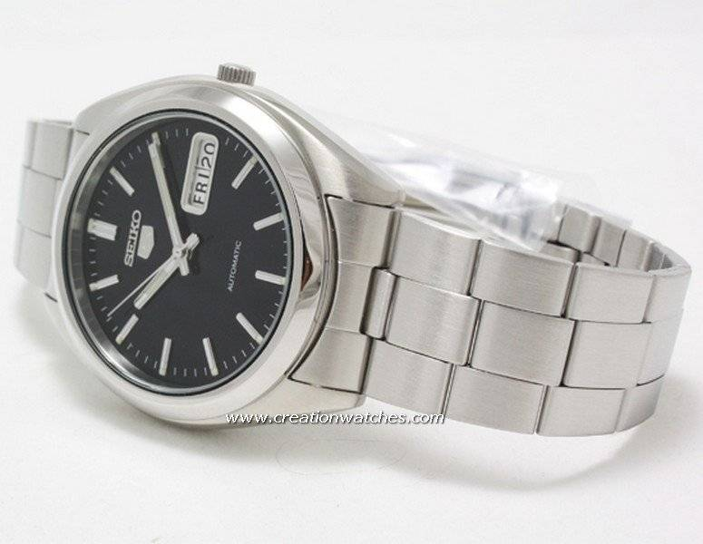 Seiko 5 Automatic SNX113K1 SNX113K SNX113 Men's Watch - Click Image to Close