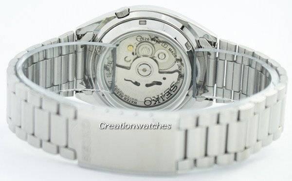 Seiko 5 Automatic Japan Made SNXS79 SNXS79J1 SNXS79J Men's Watch - Click Image to Close