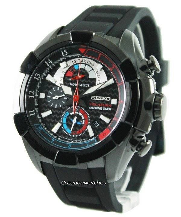 velatura men products lrg watch watches yachting seiko timer chronograph mens s