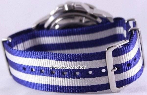 Seiko 5 Sports Automatic NATO Strap SRP481K1-NATO2 Men's Watch - Click Image to Close