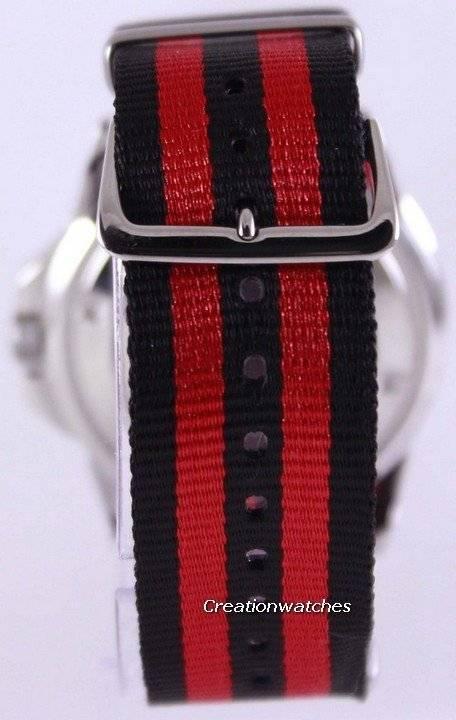 Seiko 5 Sports Automatic NATO Strap SRP481K1-NATO3 Men's Watch - Click Image to Close