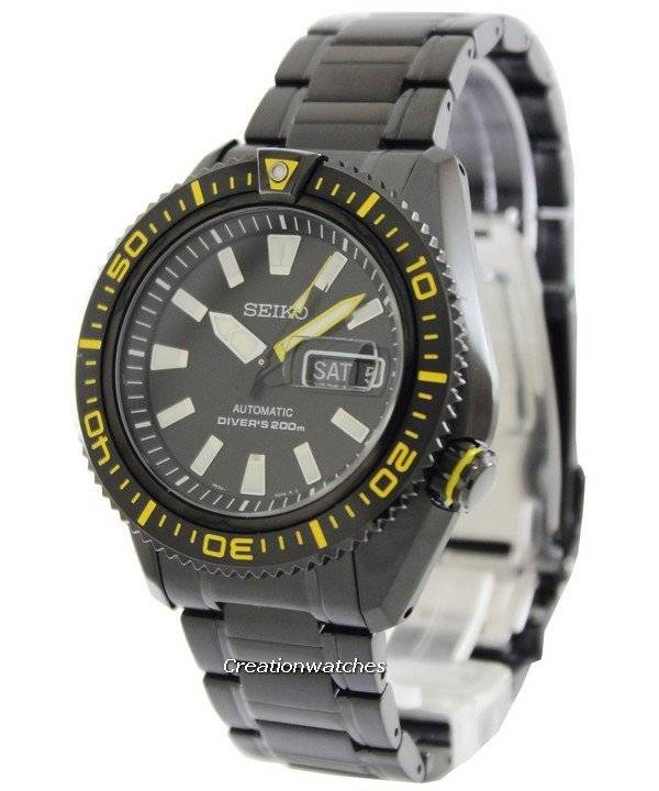 Seiko Automatic Diver's SRP499K1 SRP499K SRP499 - Click Image to Close