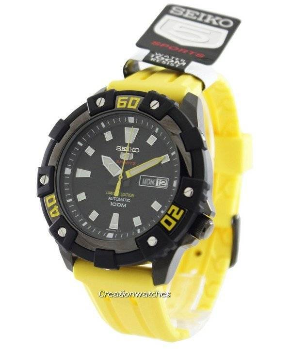 Seiko 5 Sports Limited Edition SRP509K1 SRP509K SRP509 - Click Image to Close