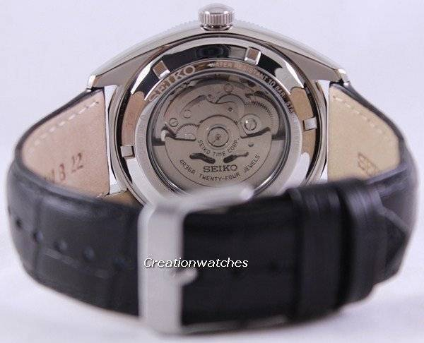 Seiko Automatic Black Dial 100M SRP715 SRP715K1 SRP715K Men's Watch - Click Image to Close