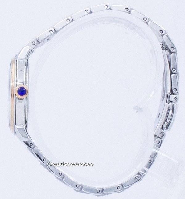 Seiko Discover More Quartz Diamond Accent SRZ480 SRZ480P1 SRZ480P Women's Watch - Click Image to Close