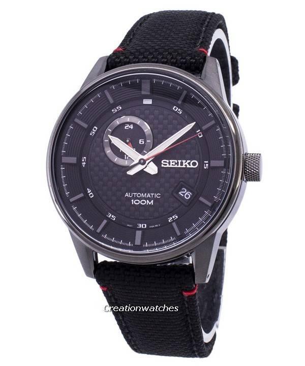 Seiko Sports Automatic SSA383 SSA383K1 SSA383K Men's Watch - Click Image to Close