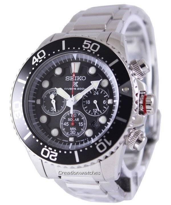 solar chronograph divers ssc015 ssc015p1 ssc015p men s watch seiko solar chronograph divers ssc015 ssc015p1 ssc015p men s watch