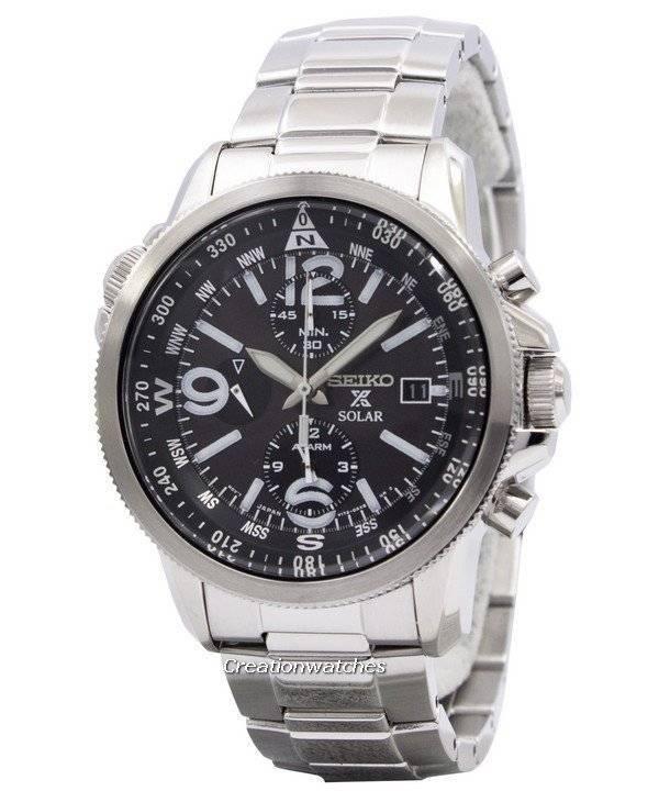 solar alarm chronograph ssc075 ssc075p1 ssc075p men s watch seiko solar alarm chronograph ssc075 ssc075p1 ssc075p men s watch