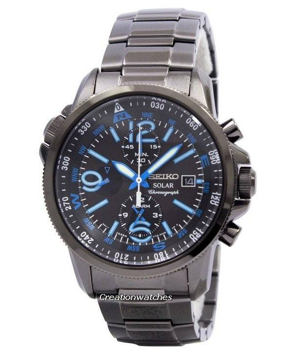 solar alarm chronograph ssc079 ssc079p1 ssc079p men s watch seiko solar alarm chronograph ssc079 ssc079p1 ssc079p men s watch