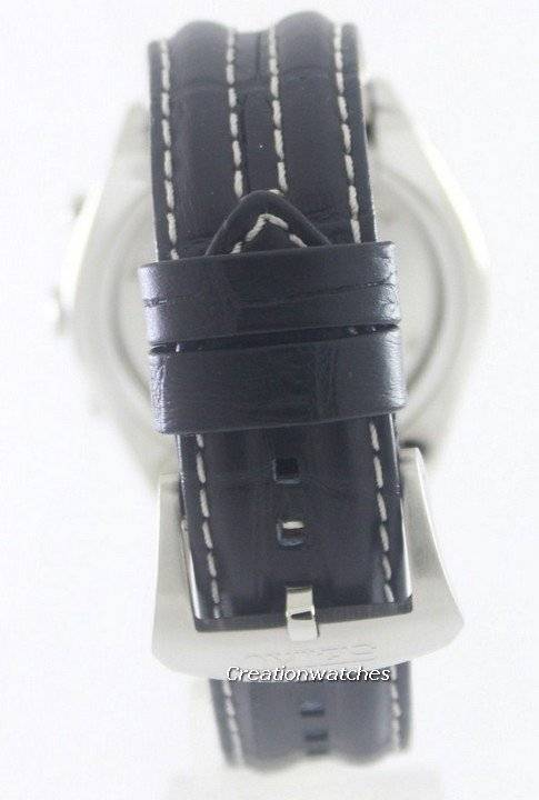 Seiko Prospex Aviation Solar Pilots SSC261P2 Men's Watch - Click Image to Close