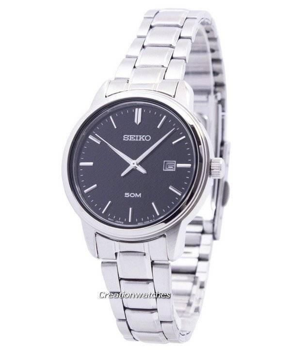Seiko Quartz Neo Classic SUR747 SUR747P1 SUR747P Women's Watch - Click Image to Close
