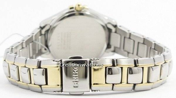 Seiko Solar Mother Of Pearl Dial SUT234 SUT234P1 SUT234P Women's Watch - Click Image to Close