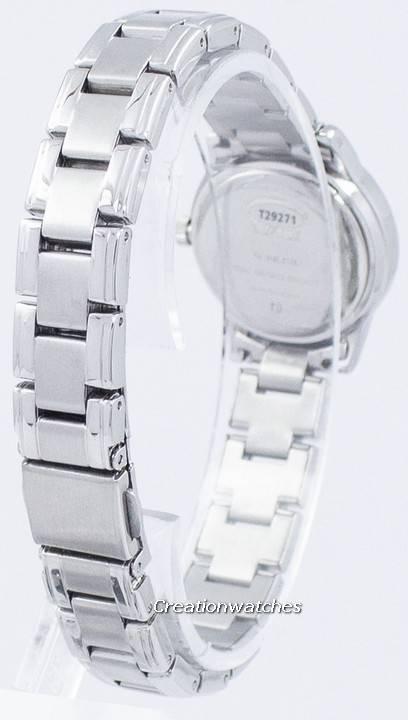Timex Classic Indiglo Quartz T29271 Women's Watch - Click Image to Close