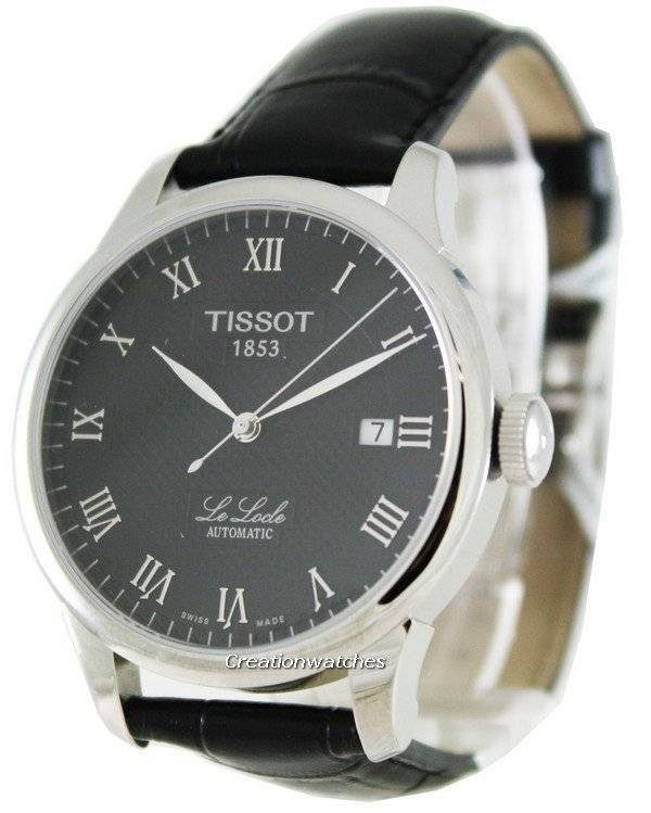 Tissot Le Locle Automatic T41.1.423.53 T41142353 T-Classic Mens Watch - Click Image to Close