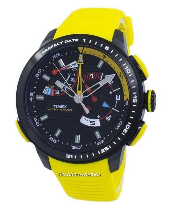 Timex Sports Intelligent Yacht Racer™ Chronograph Quartz TW2P44500 Men's Watch - Click Image to Close