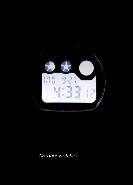 Casio Digital Vibration Illuminator W-735H-8A2VDF W735H-8A2VDF Men's Watch - Click Image to Close