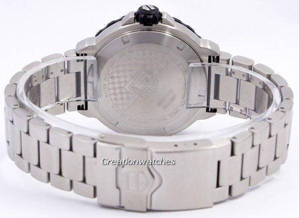 Tag Heuer Formula 1 Grande Date WAU1114.BA0858 Men's Watch - Click Image to Close
