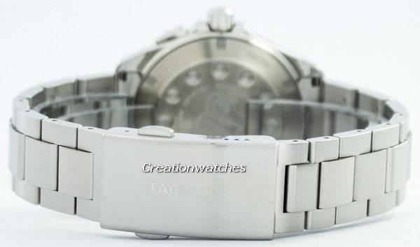 Tag Heuer Aquaracer Quartz Alarm 300M WAY111Z.BA0928 Men's Watch - Click Image to Close