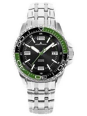 Jacques Lemans Liverpool Diver Automatic 1-1353E Men's Watch