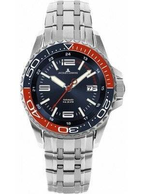 Jacques Lemans Liverpool Diver Automatic 1-1353F Men's Watch
