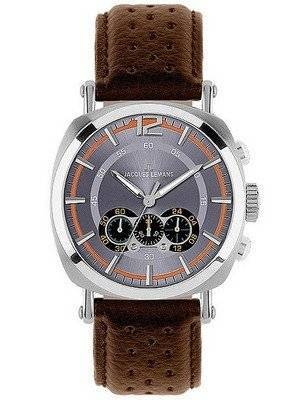 Jacques Lemans Lugano Chronograph 1-1415C Men's Watch