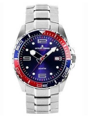 Jacques Lemans Haiti Sports 1-1465C Men's Watch