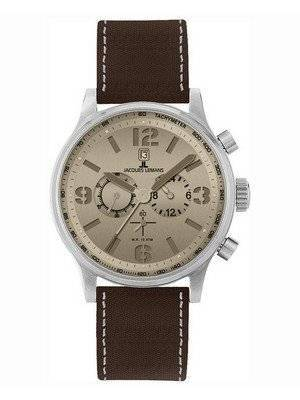 Jacques Lemans Porto Chronograph 1-1487H Men's Watch