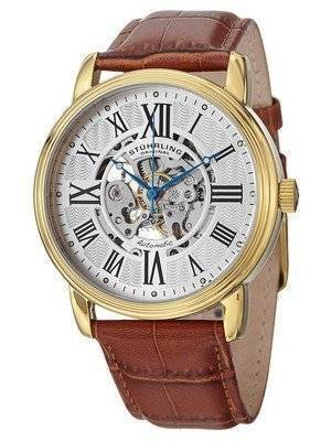 Stuhrling Original Classic Delphi Venezia Automatic 1077.3335K2 Men's Watch
