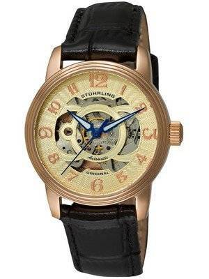 Stuhrling Original Delphi Alpha Automatic 107EL.114531 Women's Watch