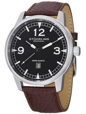 Stuhrling Original Condor Swiss Quartz 1129Q.01 Men's Watch