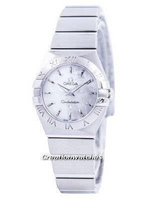 Omega Constellation Quartz 123.10.24.60.05.001 Women's Watch