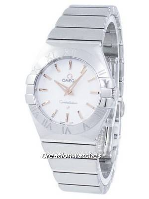 Omega Constellation Quartz 123.10.27.60.02.004 Women's Watch