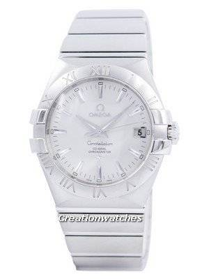 Omega Constellation Co-Axial Chronometer 123.10.35.20.02.001 Men's Watch