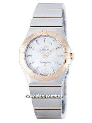 Omega Constellation Quartz Power Reserve 123.20.27.60.05.001 Women's Watch
