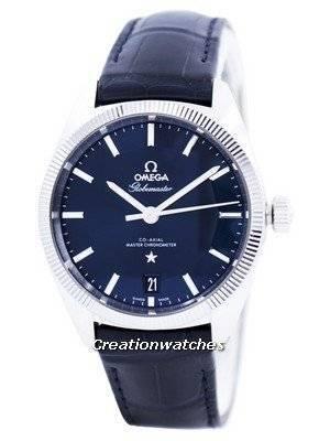 Omega Constellation Globemaster Co-Axial Master Chronometer 130.33.39.21.03.001 Men's Watch