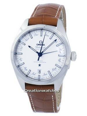 Omega Constellation Globemaster Co-Axial Annual Calendar Automatic 130.33.41.22.02.001 Men's Watch