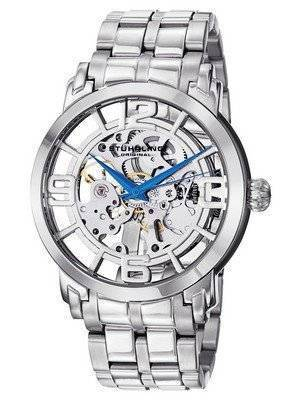 Stuhrling Original Classic Winchester 44 Elite Automatic Skeleton 165B2B.33112 Men's Watch