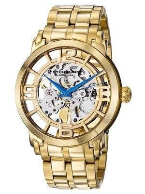 Stuhrling Original Winchester 44 Elite Automatic Skeleton 165B2B.333331 Men's Watch