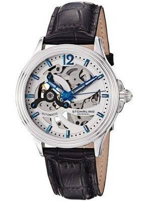 Stuhrling Original Delphi Helix Automatic Skeleton Dial 170.33152 Men's Watch