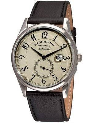 Stuhrling Original Cuvette Classic Automatic 171B.331554 Men's Watch