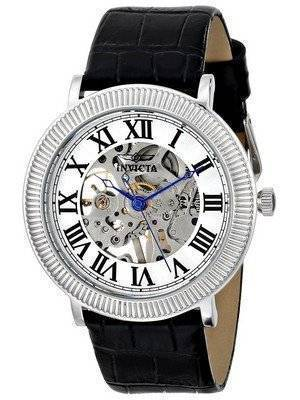 Invicta Specialty Silver Skeletal Dial Mechanical 17243 Men's Watch