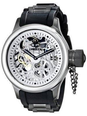Invicta Russian Diver Silver Skeleton Dial 17272 Men's Watch