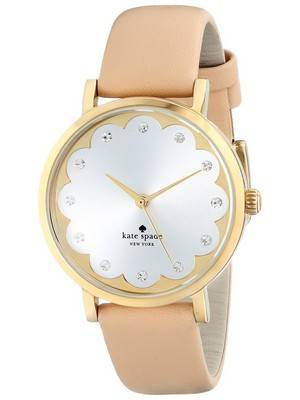 Kate Spade New York Scallop Metro Crystals 1YRU0586 Women's Watch