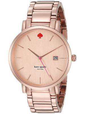 Kate Spade New York Gramercy Grand Rose Gold 1YRU0641 Women's Watch
